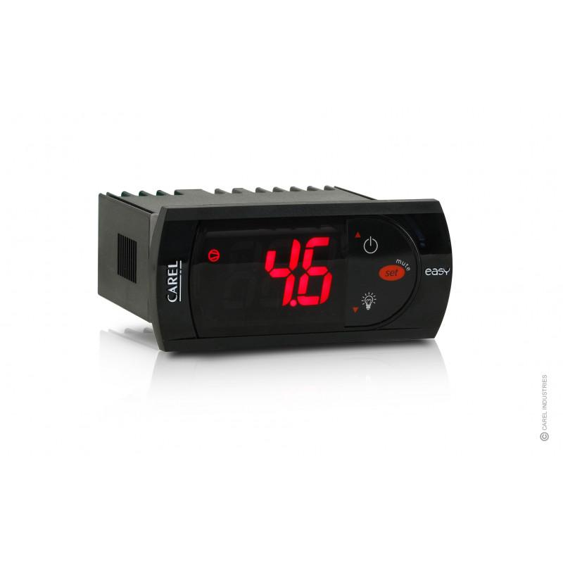 PJD6C00101 Control. para Congelados 2 Ent. NTC e 3 saídas relé (8A),   115V Parâmetros REDUZIDOS