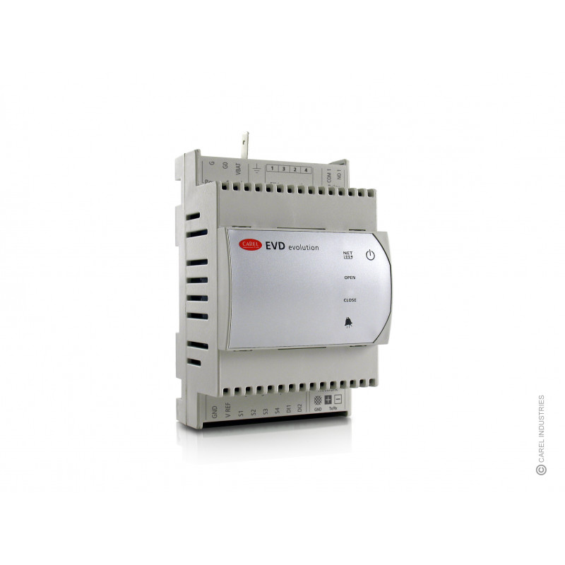 EVD0000E20 Driver EVD Evolution para 1 EEV Univ. - comunicação RS485/Modbus