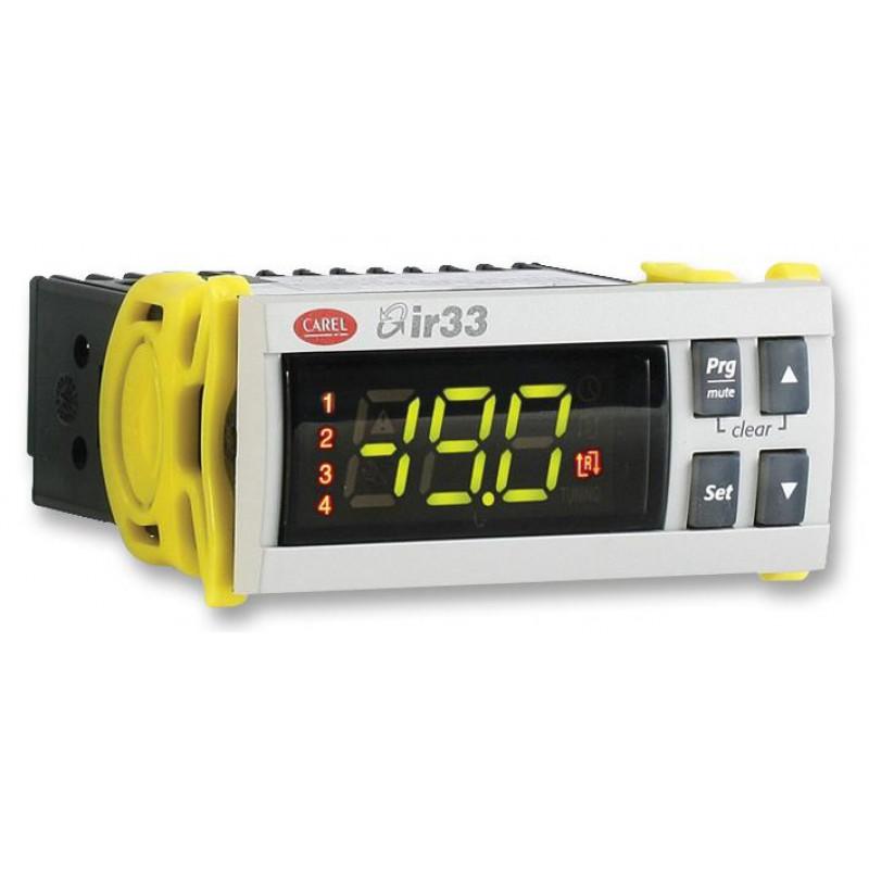 IR33W7LR20 - Controlador 2 entradas + 2 Saídas Rele 12 a 24Vca/12 a 30Vdc