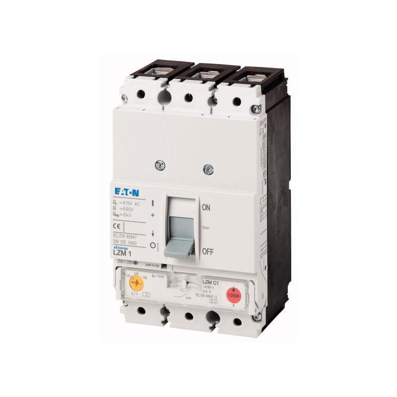 LZMC1-A80 - DISJUNTOR TERMOMAGNETICO 80A 3P 36KA/415